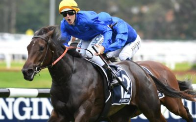 Can lightning strike twice for Sidestep in the Golden Slipper of 2020?